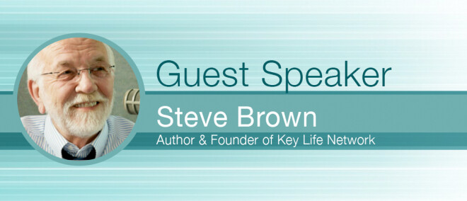 Guest Preacher: Steve Brown