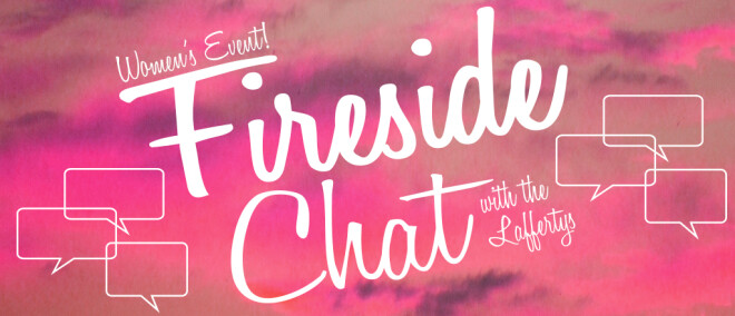 Women's Event: Fireside Chat with the Laffertys