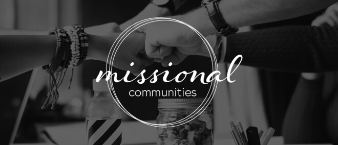 Missional Communities Training