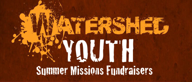 Watershed Youth Fundraiser: Grill Out