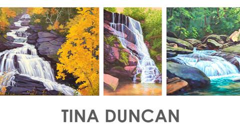 Current Exhibit: Tina Duncan