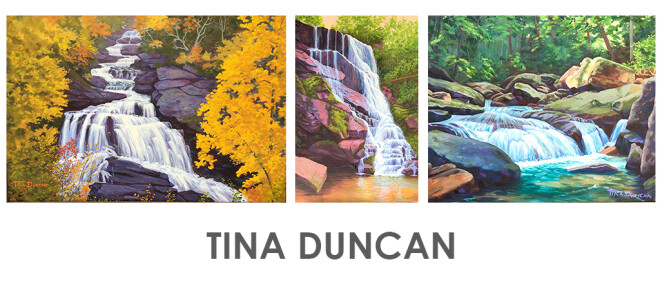 Artist Reception: Tina Duncan