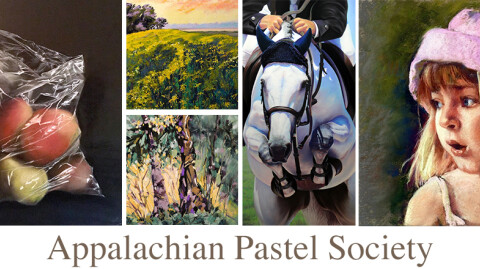 Appalachian Pastel Society, August 2018