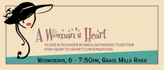 A Woman's Heart - Women's Gatherings