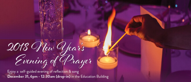 New Year's Evening of Prayer