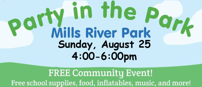 Party in the Park: Free Community Event
