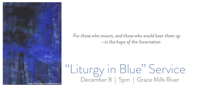Liturgy in Blue