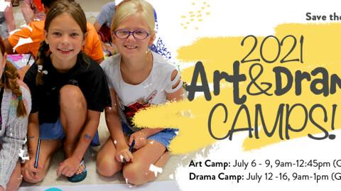 2021 Art & Drama Camp